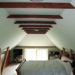 Behang- en schilderwerk verdieping woonboerderij